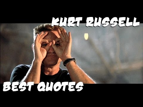 100ish best Kurt Russell quotes
