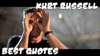 100-ish best Kurt Russell quotes