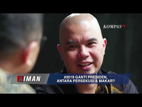 #2019GantiPresiden Antara Persekusi dan Makar - AIMAN (3)