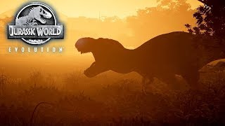 Jurassic World Evolution ★ T-Rex Zucht & 4te Insel★ Live #04 ★ PC Gameplay Deutsch German