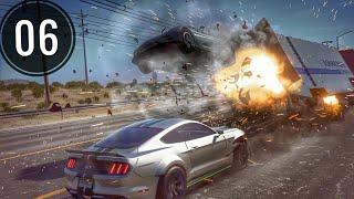 NEED FOR SPEED PAYBACK Walkthrough Gameplay Part 06 - Stealing The Koenigsegg Regera