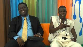 Pi lwen ke zye - Face à face Pateur Garry et Ougan Samba L.