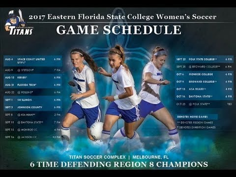 Women's Soccer - Eastern Florida State College vs. Broward College