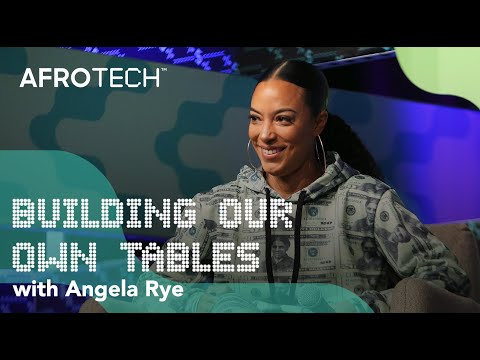 Angela Rye : A Seat at the Table vs. Building Our Own | AT ...