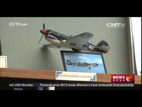 """Chennault Museum honors """"Flying Tigers"""" of WWII"""