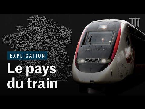 Comment la France est devenu un pays de train