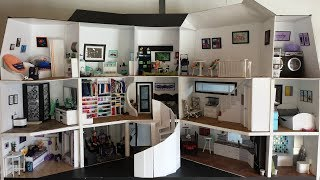 Doll House Tour #4