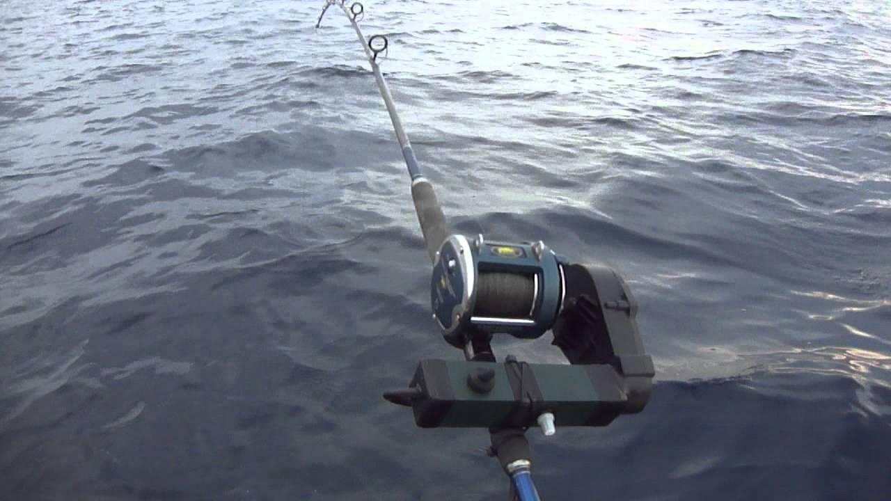 pesca di profondita con mulinello elettrico