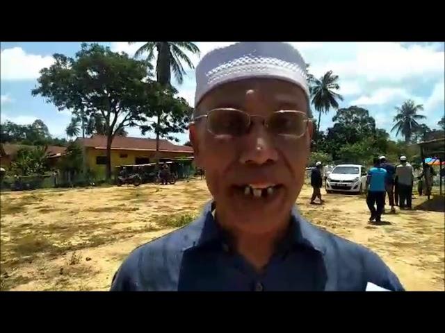 Belangsungkawa Paksu Man : Ucapan Abdul Aziz, Ahli PSSCM PP