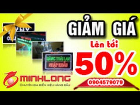Biển quảng cáo LED Hải Phòng