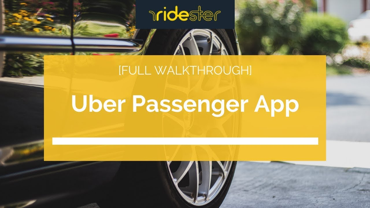How to Use Uber: The Complete Guide for Your First Ride