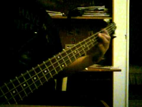 Kreator-Absolute Misanthropy Bass cover