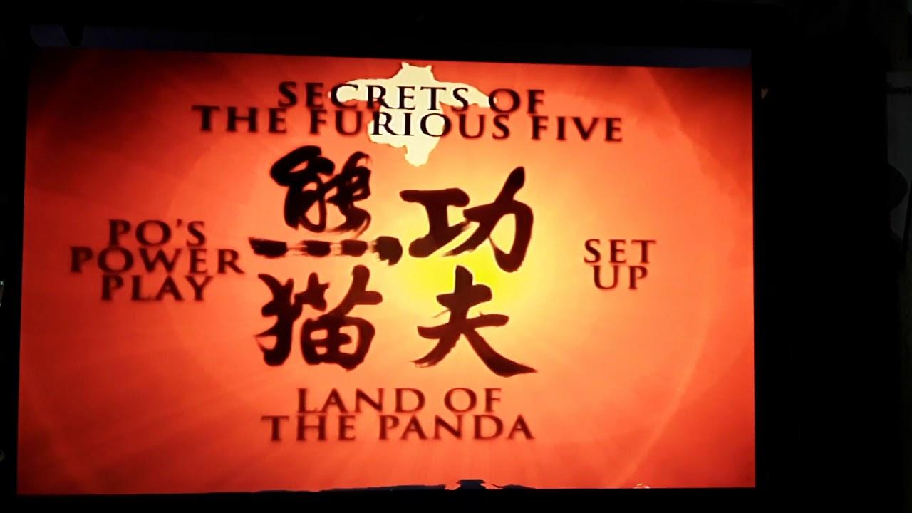 Download Secrets of the furious five 2008 DVD Walkthrough