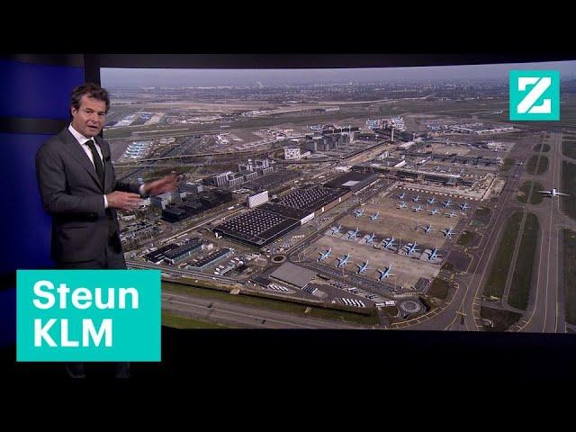 Steun aan KLM is niet logisch