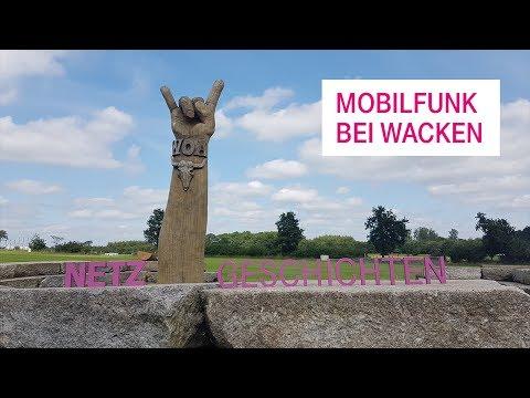 Social Media Post: Mobilfunk bei Wacken - Netzgeschichten