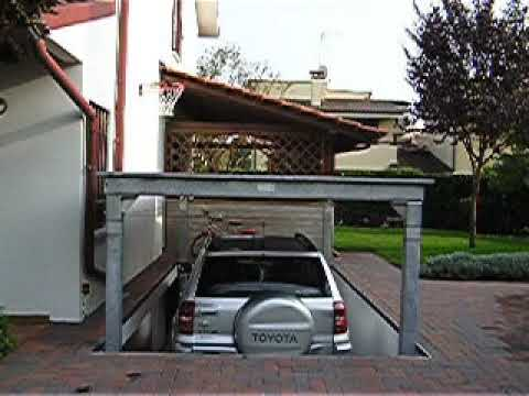 Автомобильный лифт-подъемник Giove 1 Vett
