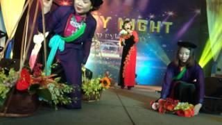 Mùa xuân làng lúa làng hoa ICHN staff party 2017