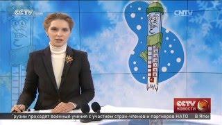 """В автопарках Харбина в холода работают ночные """"обогреватели автобусов"""""""