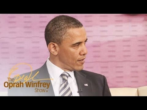President Obama's Typical Day at the White House | The Oprah Winfrey Show | Oprah Winfrey Network