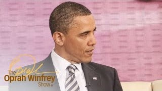 President Obama s Typical Day at the White House | The Oprah Winfrey Show | Oprah Winfrey Network