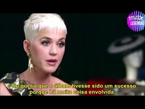 Katy Perry fala sobre o fracasso do 'Witness', nudes do Orlando Bloom e + (Entrevista legendada)