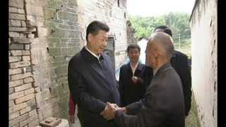 President Xi Stresses Meeting People's Desire during Inspection to Anhui
