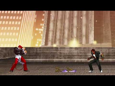 The King Of Fighters Rhapsody (Flash Animation)