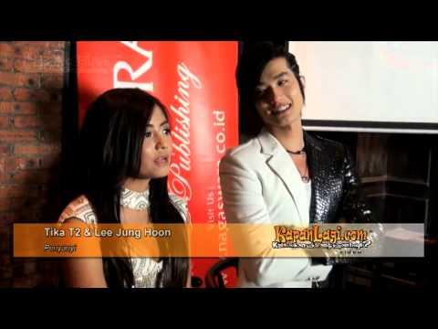 Lee Jung Hoon Minta Tika T2 Nyanyikan Lagu Berbahasa Korea