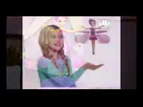 Смотреть Flying Fairy 35800 Игрушка Flying Fairy Фея, Парящая В Воздухе - Парящая Фея Flying Fairy