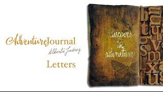 Adventure Journal / Art Journal de Alberto Juárez 07