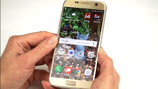 Samsung Galaxy S7 Review(Lisa Gade reviews the Samsung Galaxy S7, Samsung's smaller glass and metal flagship phone for 2016. ** Read our written review here: ..., 2016-03-10T00:22:59.000Z)