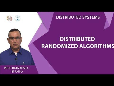 Case Study 01 - Distributed Randomized Algorithms