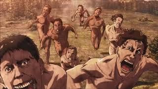 attack on titans eren punches titans hand xxxtentacion hope / AMV