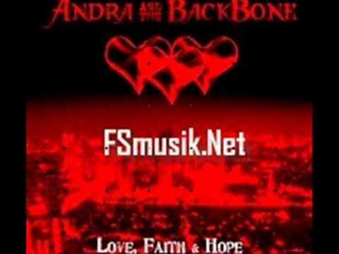 Andra And The Backbone - Love Faith Hope