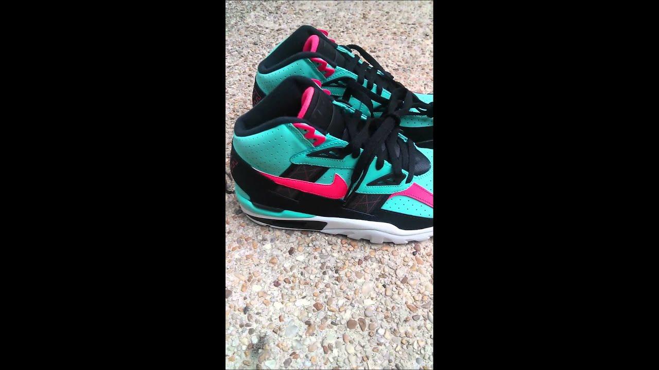 Nike Air Trainer SC High South Beach - YouTube 3201cfa21