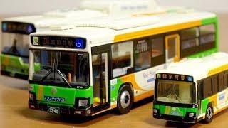 高級バス買っちゃった!我慢できなかった!w トミカ リミテッドヴィンテージネオ 都営バス いすゞエルガ(東京都交通局) LV-N139g TOMICA LIMITED VINTAGE NEO