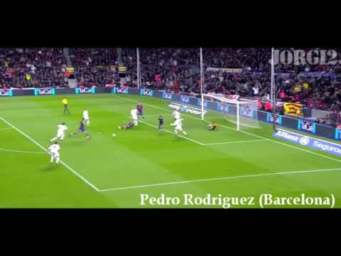 """GOLAZO"" TOP 10 GOALS of Jornada 10 La Liga 09/10"
