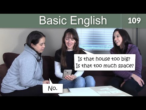 Lesson 109 ????? Basic English with Jennifer - Countable & Uncountable Nouns