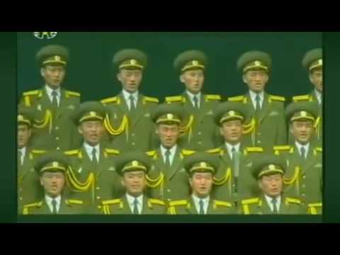 Kim Jong Un | vocal concert and dance all internal security forces of coren people (of kpisf) - yo
