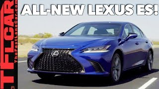 New 2019 Lexus ES: Everything There Is To Know!