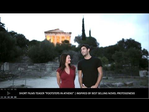 """Footsteps in Athens"" Short Film Series | Official Teaser Video"