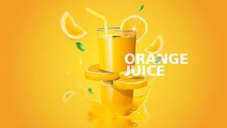Gimp Tutorial : Slice Effect Juice Photo Manipulation