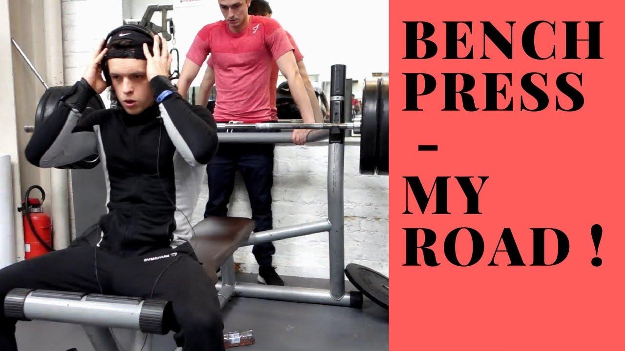 Gagner 20kg En Bench Press Ma Progression Youtube