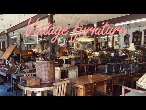 Vintage / Antique Furniture Shopping