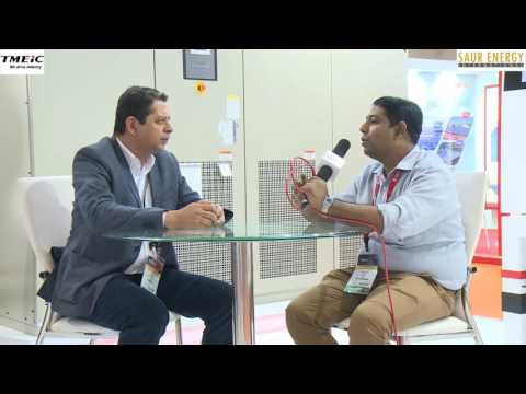 Interview with Syed Abbas, Head PV, TMEIC Industrial Systems India Pvt LTD
