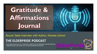Round Table Interview with Pamela Grimm, Author of #empowered - A Gratitude & Affirmation Journal