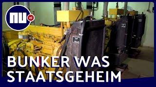 Bekijk de kernbunker die parlement bouwde tijdens Koude Oorlog | Achter gesloten deuren | NU.nl
