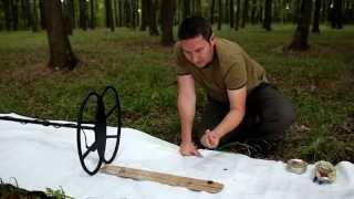 Detech Relic Striker - primul test in aer releva adancimea exceptionala a acestui detector de metale