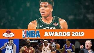 Gambar cover NBA | OFICIAL NOMINADOS A LOS PREMIOS AWARDS NBA 2019