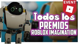 How to Get ALL The Imagination Event Awards roblox netflix next gen tutorial